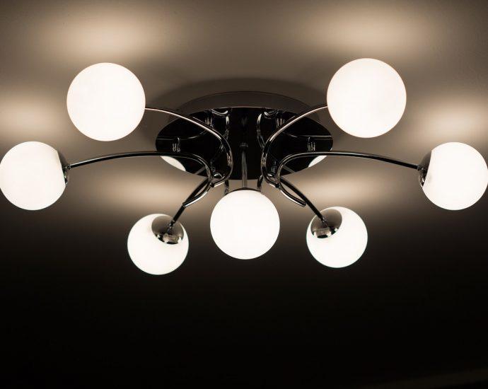 oświetlenie wnętrza
