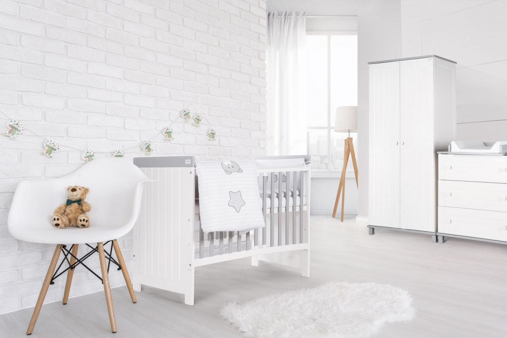 komody i łóżeczka dla dzieci