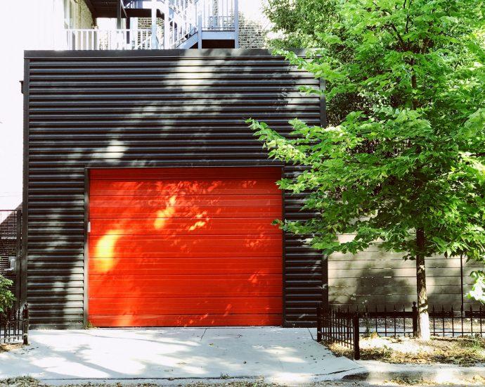 Projekty garaży jednostanowiskowych